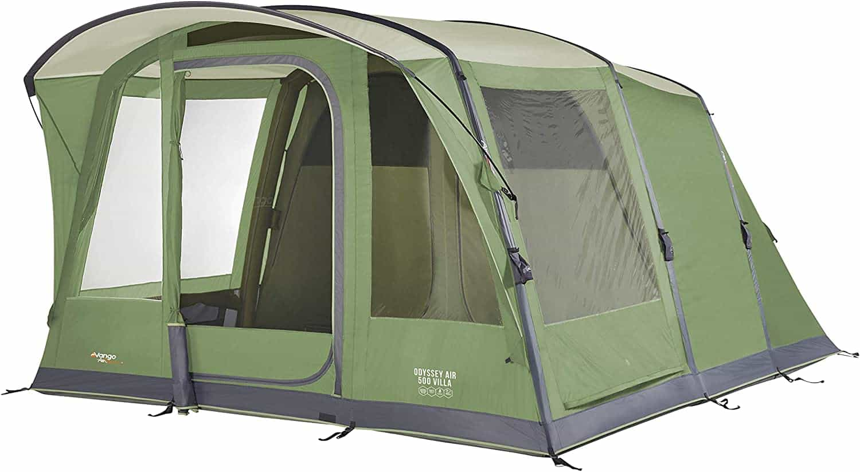 Vango AirBeam Odyssey Air 500 tent