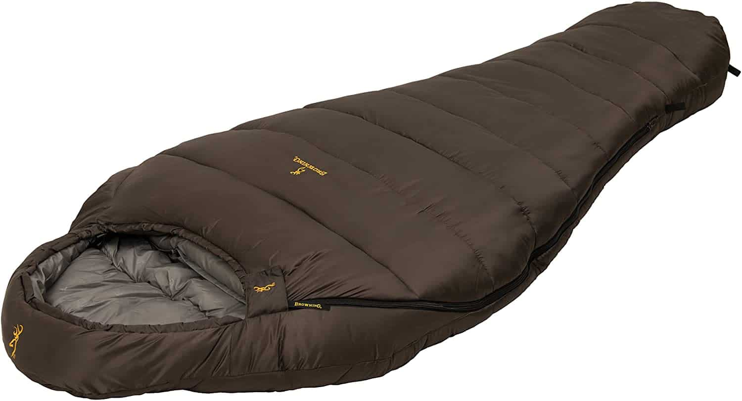 Browning Camping Denali 0 Degree Sleeping Bag