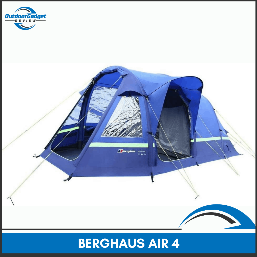 Guide to Camping with AIr Beam Inflatable Tent