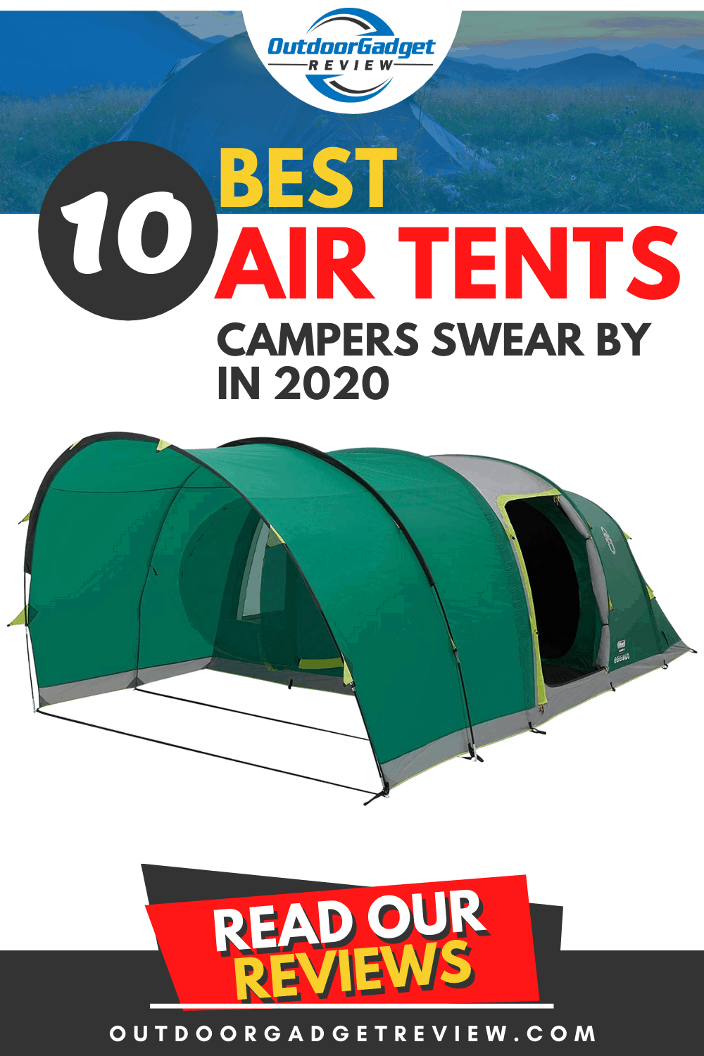 10 Best Airt Tents