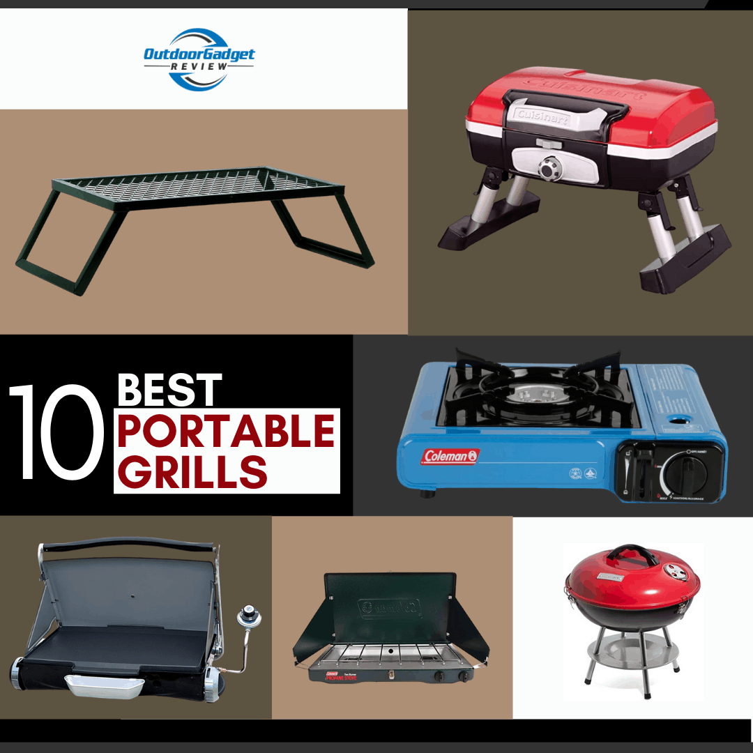 The Best Portable Grill 2020