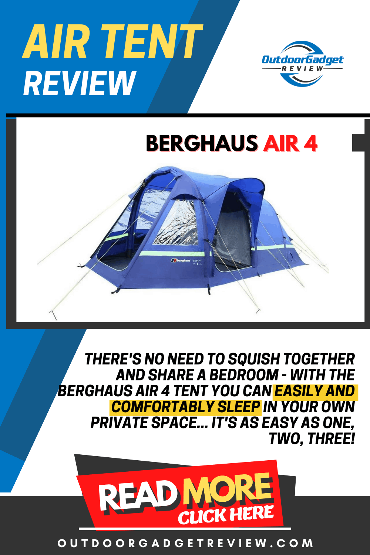 Berghaus Air 4 Review