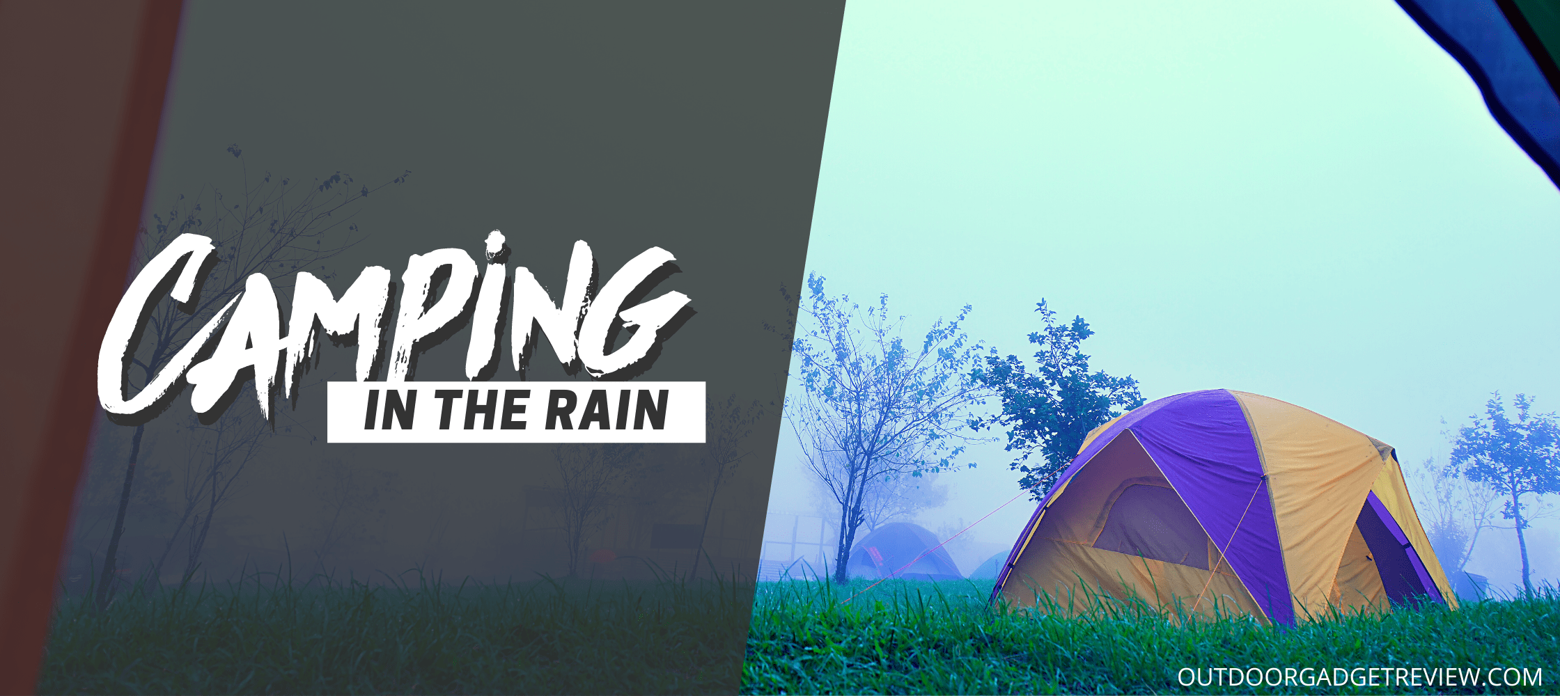 Camping in the rain banner (2)