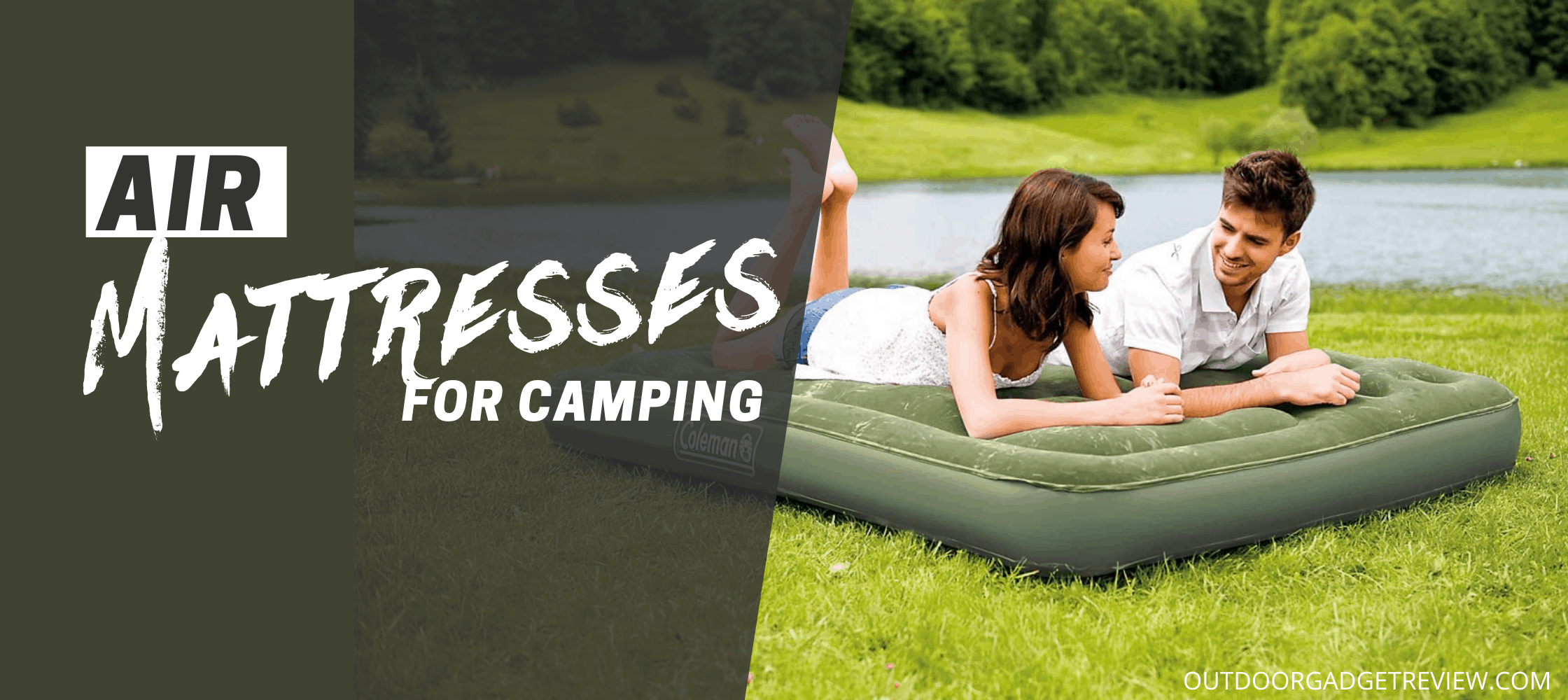 Air Mattresses for Camping