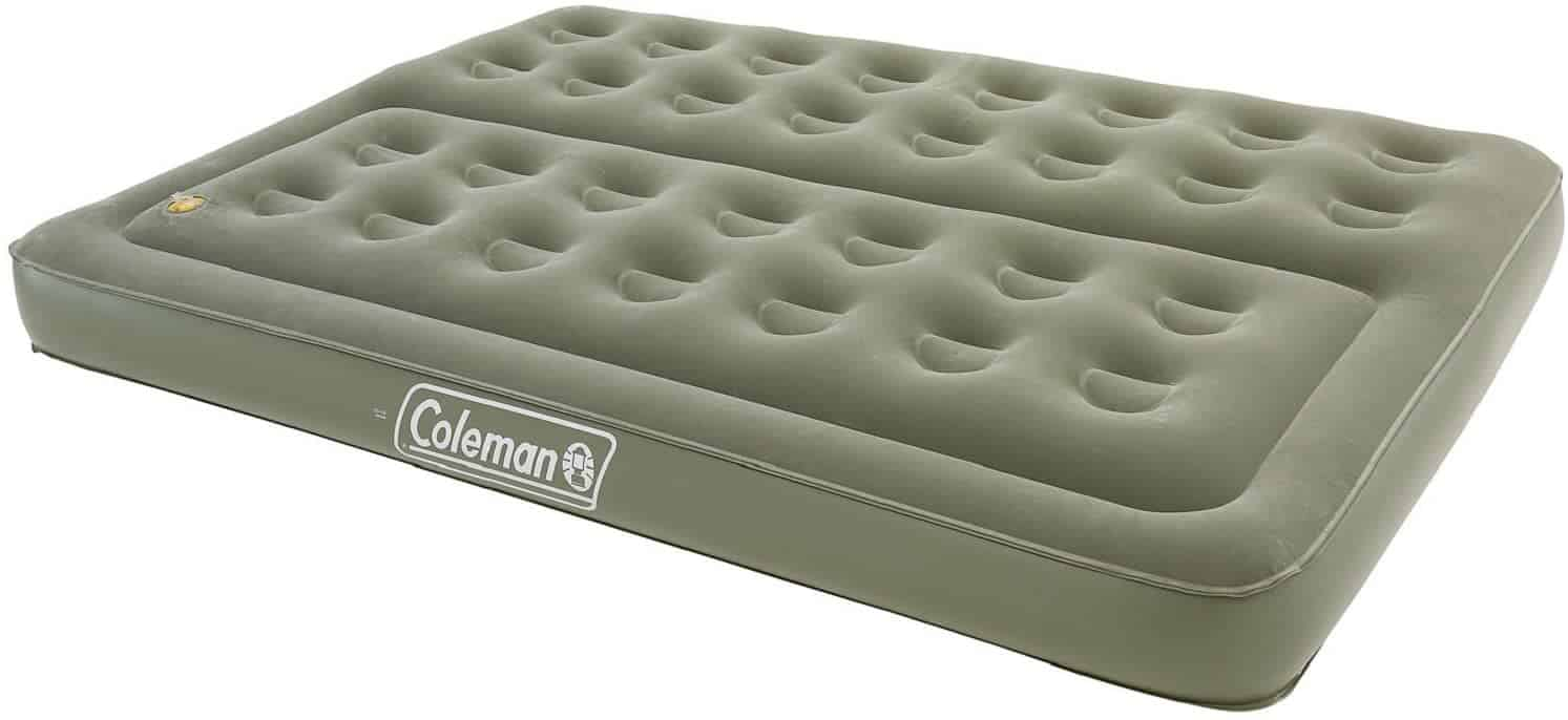Coleman Comfort Airbed; Inflatable Air Mattress; Inflatable Bed for Tents