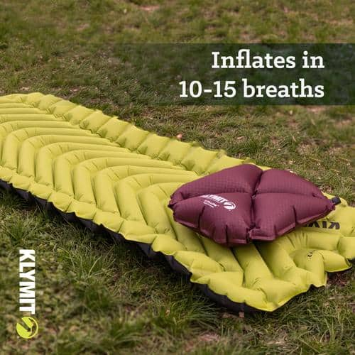 Klymit static v2 Review - Inflates in 10-15 breaths