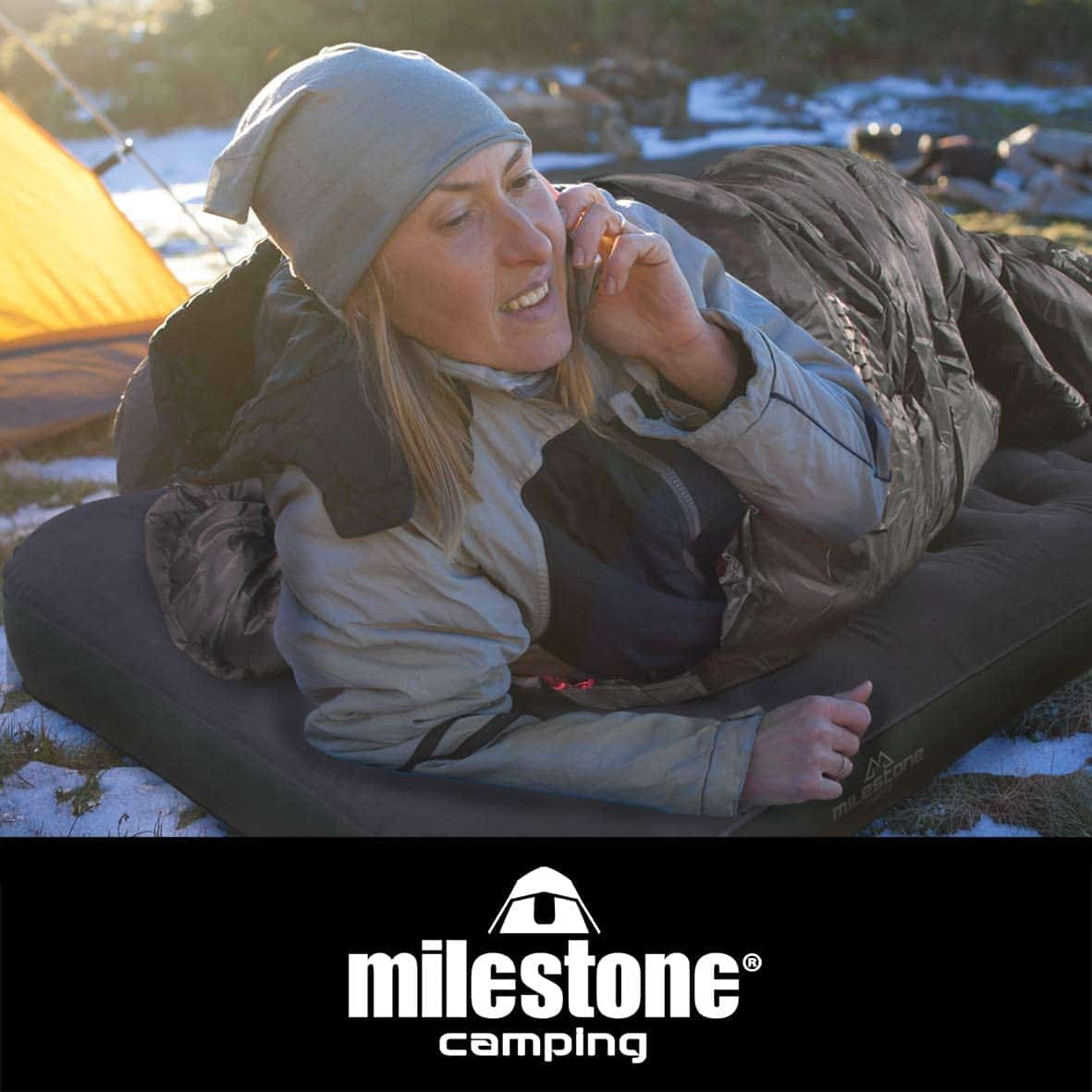 Milestone Camping Airbed 2