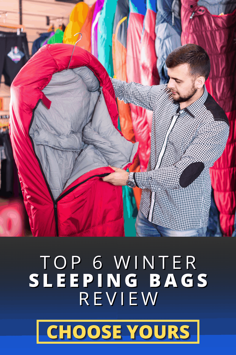 Top 6 Winter Sleeping Bags