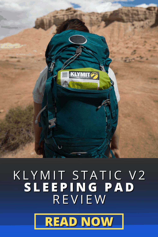 Klymit Static V2 Review