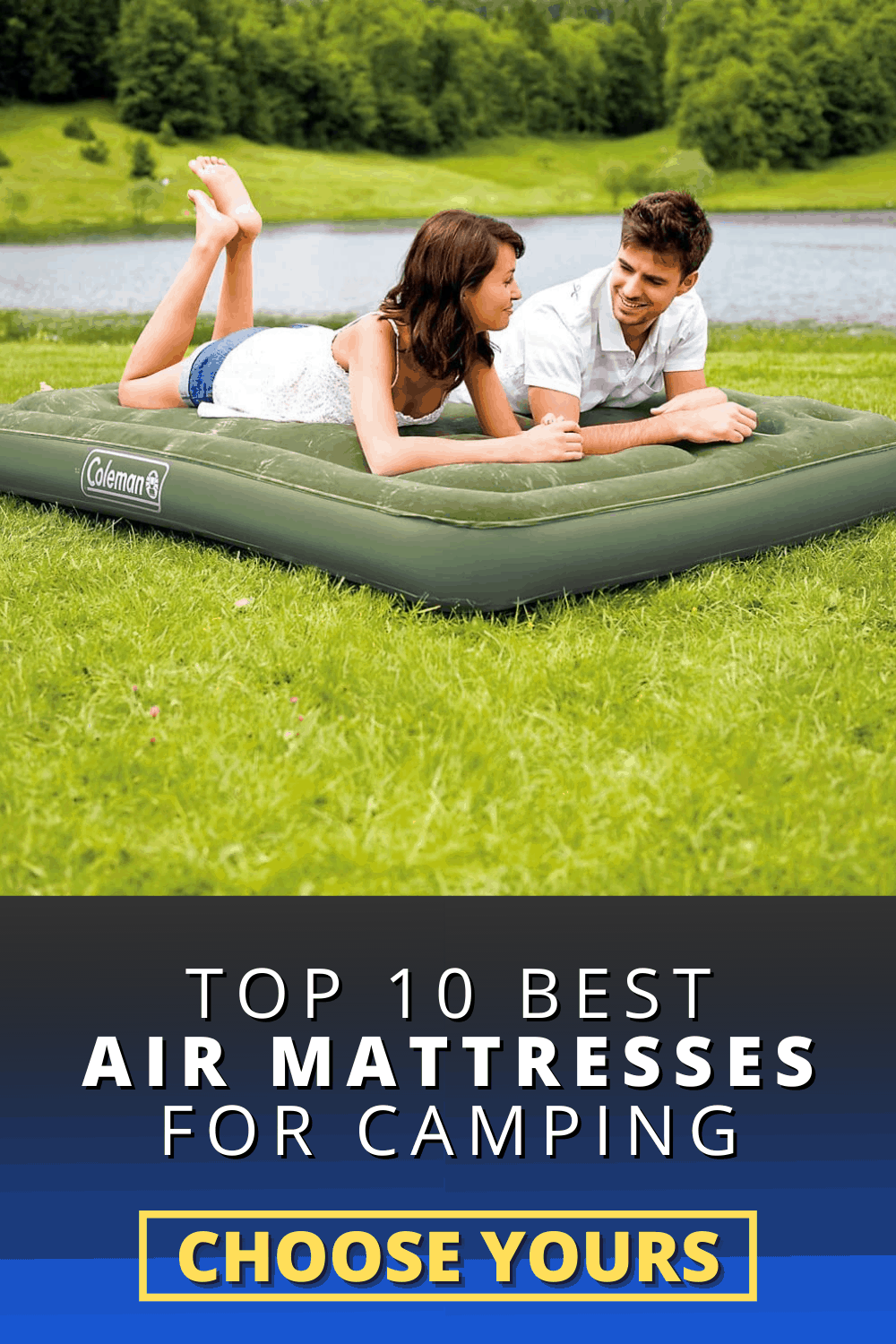 Top 10 Air Mattresses for Camping