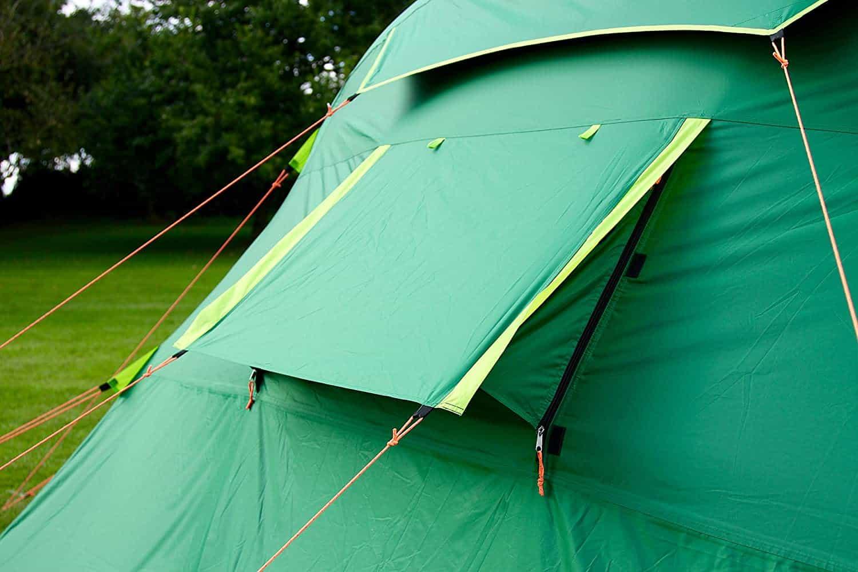 Coleman AirValdes 4 Tent