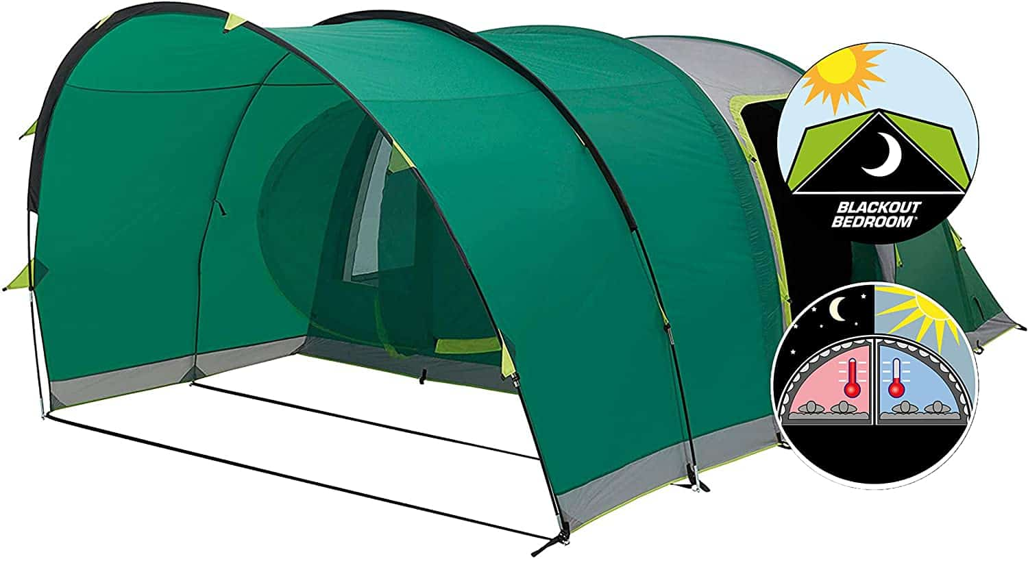 AirValdes 4 Tent - Blackout Bedroom Lining