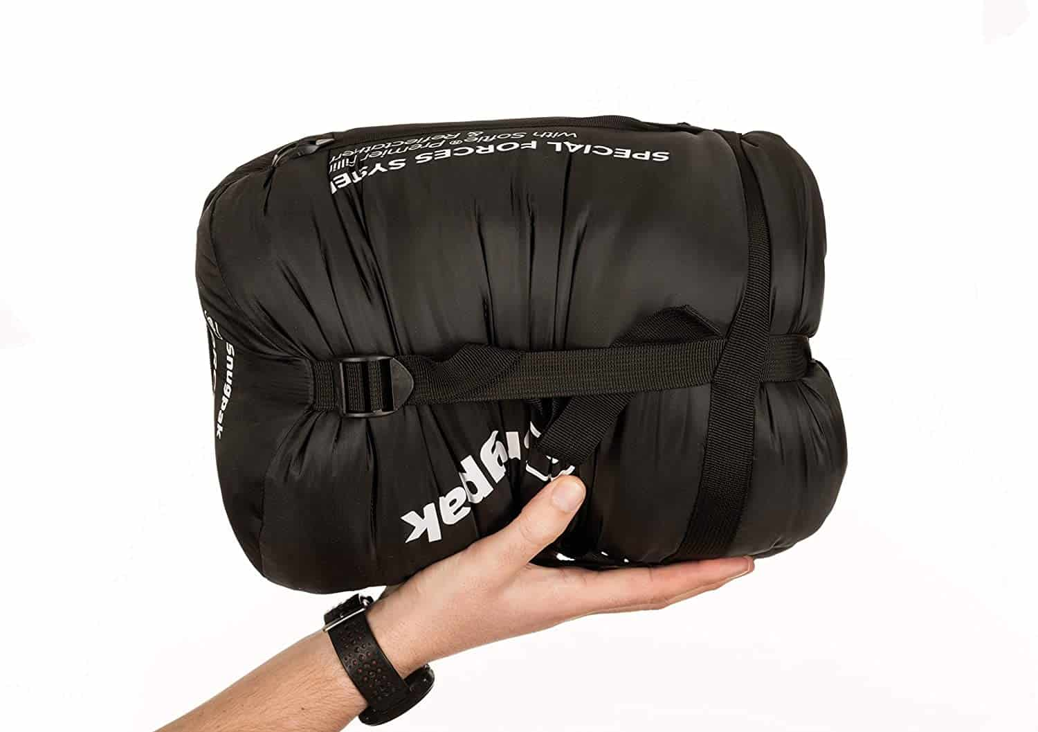 Mummy Sleeping Bag - Snugpak Special Forces Combo System 2