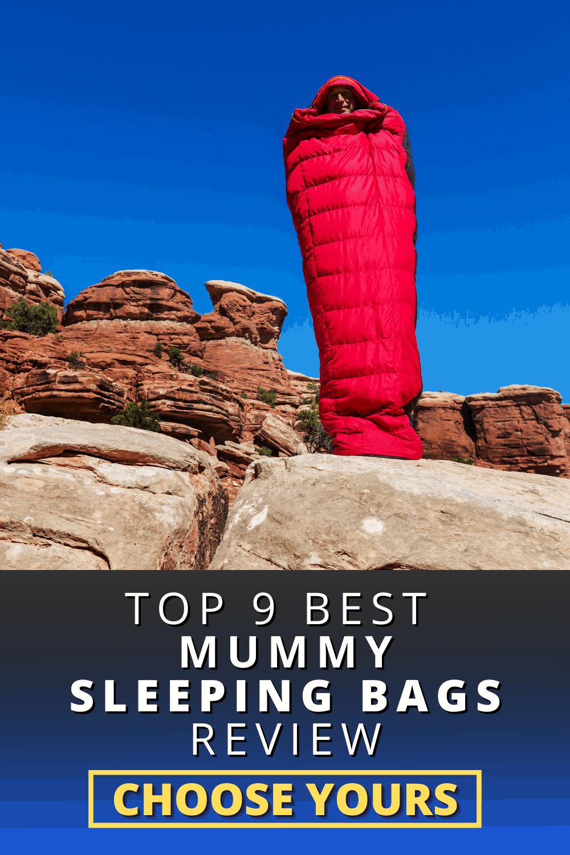 Top 9 Best Mummy Sleeping Bags