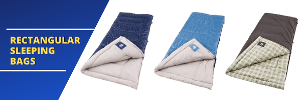 Rectangular Sleeping Bags