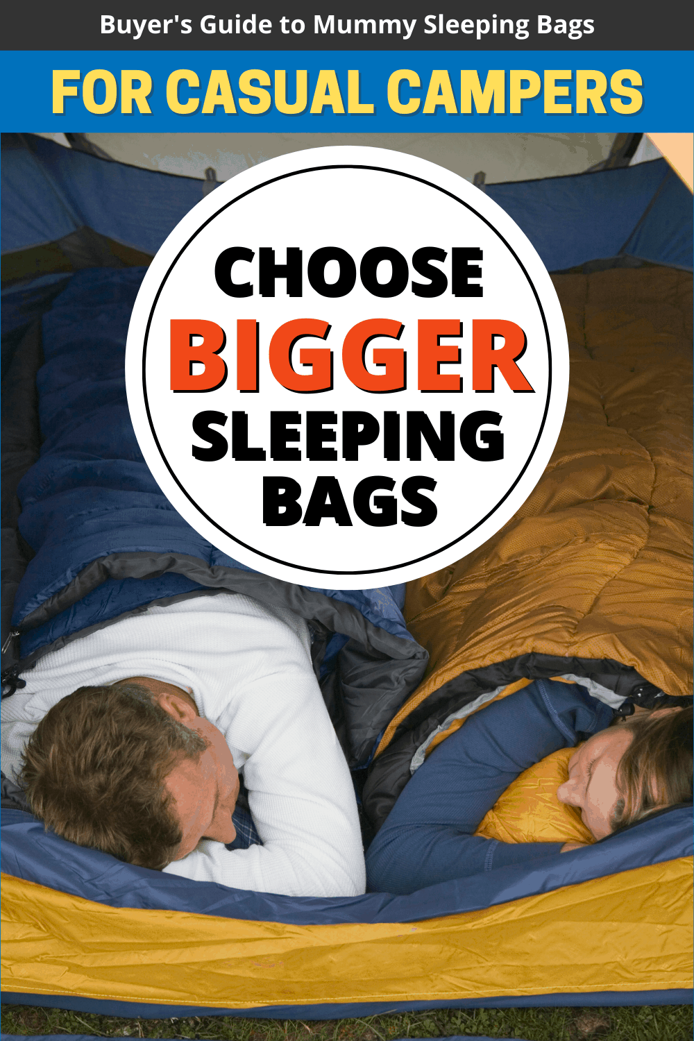 Buyer's Guide to Mummy Sleeping Bags