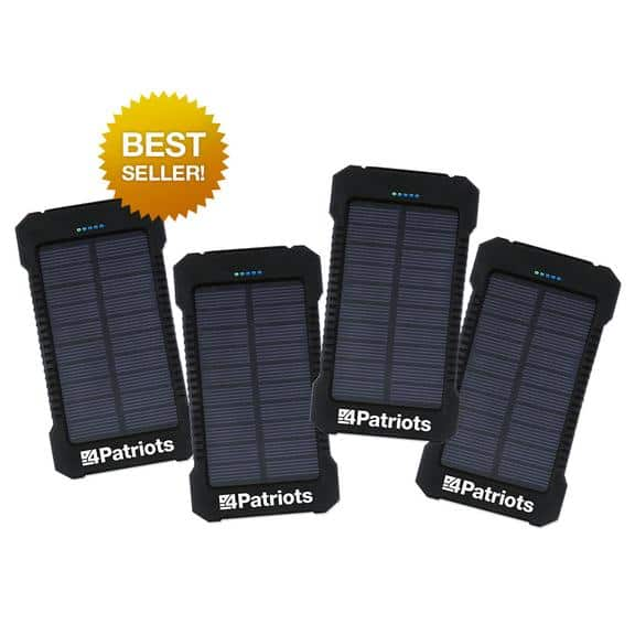 Patriot Power Cell 4 Pack
