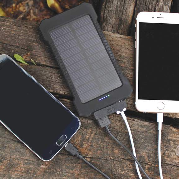 Patriot Power Cell - The Best Solar Cell Phone Charger!