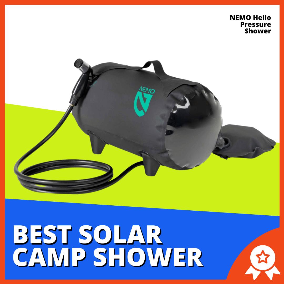 Nemo Helio Pressure Shower - Best Overall