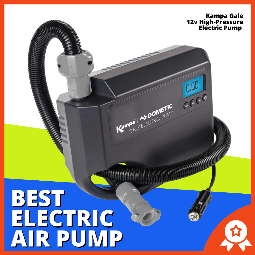 Kampa Gale 12v High-Pressure Electric Pump