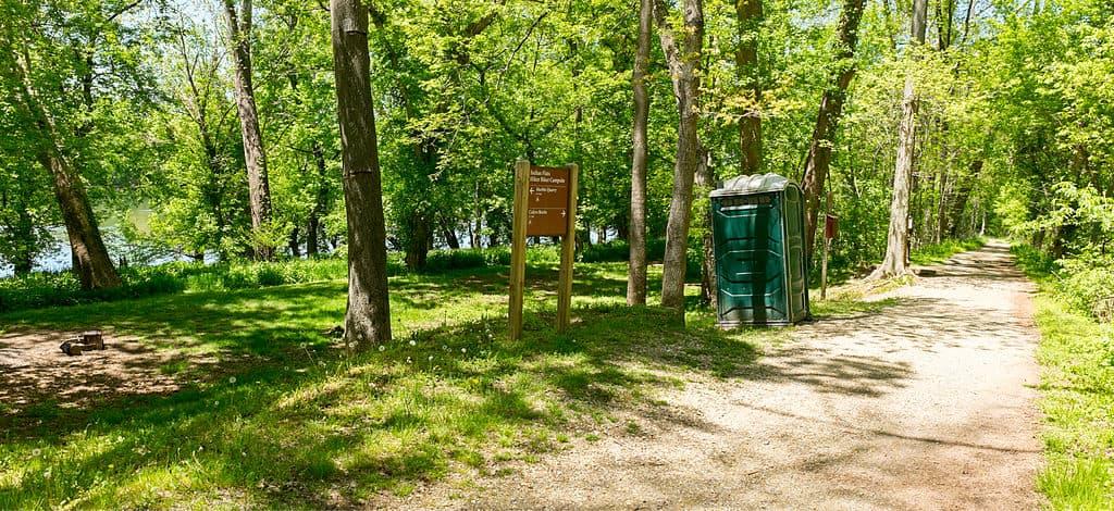 Indian Flats Hiker Biker Campsite