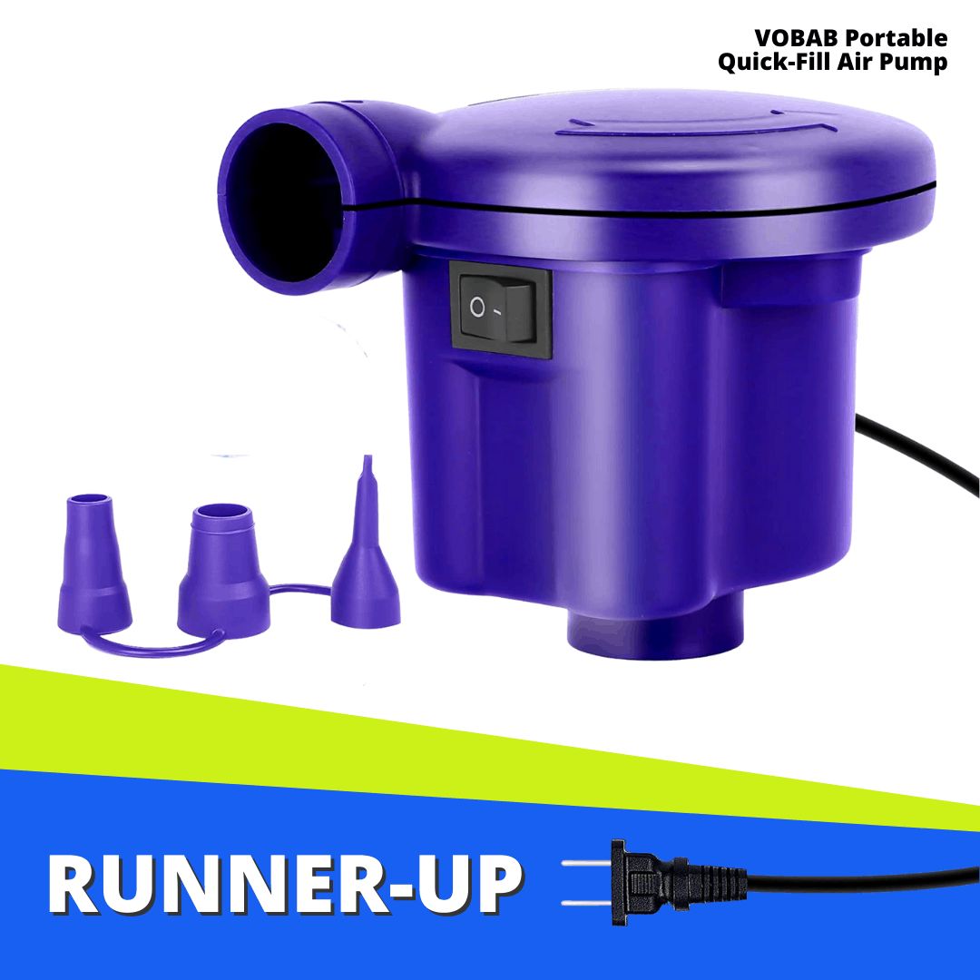 VOBAB Portable Electric Air Pump
