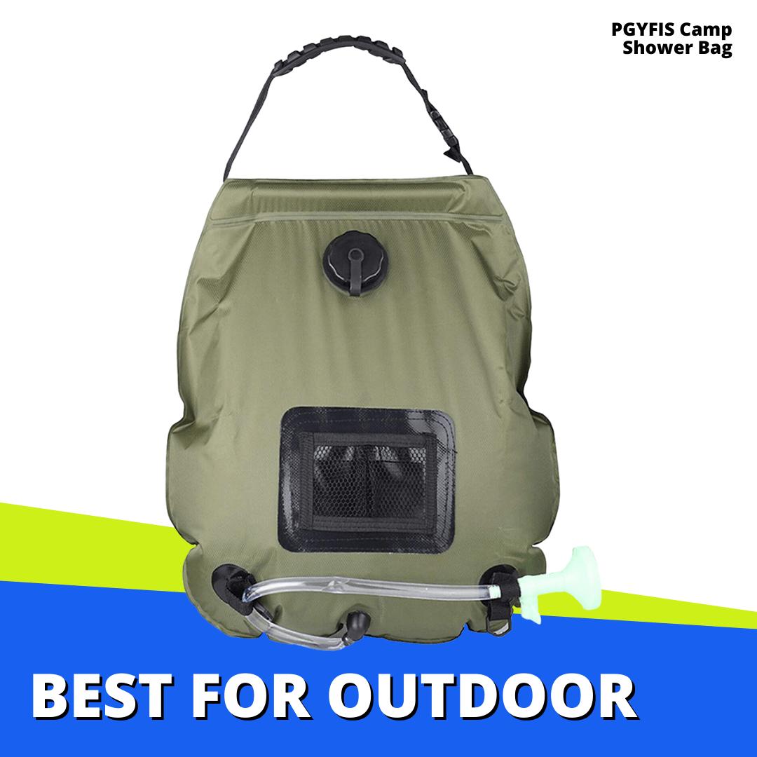 PGYFIS Camp Shower Bag