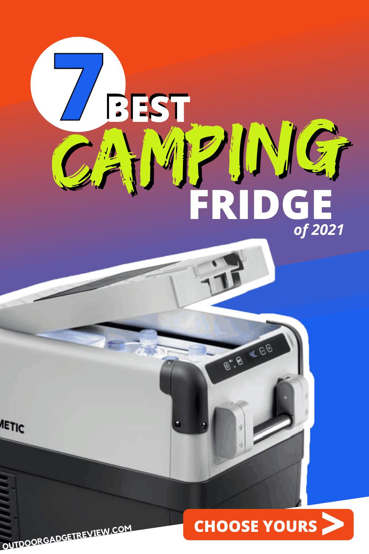 7 Best Camping Fridge of 2021