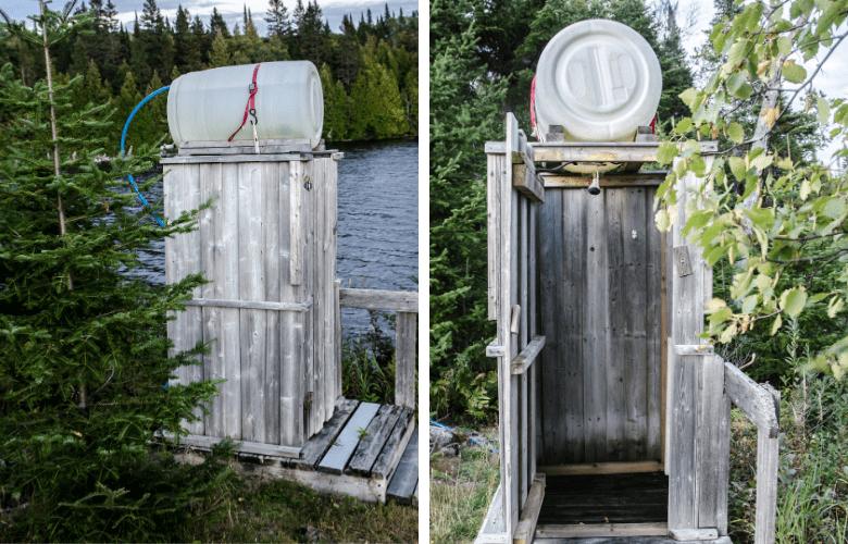 DIY Solar Shower