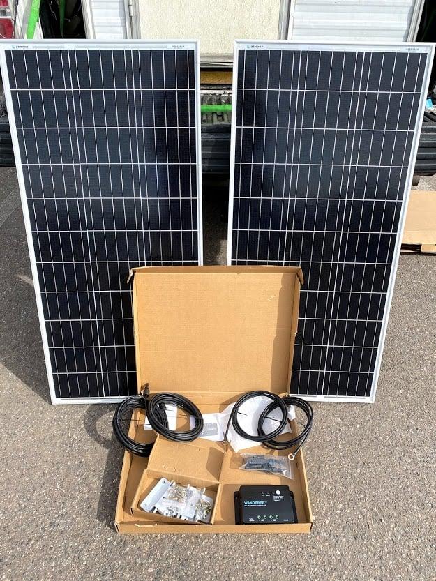 Renogy Solar Panel Kit