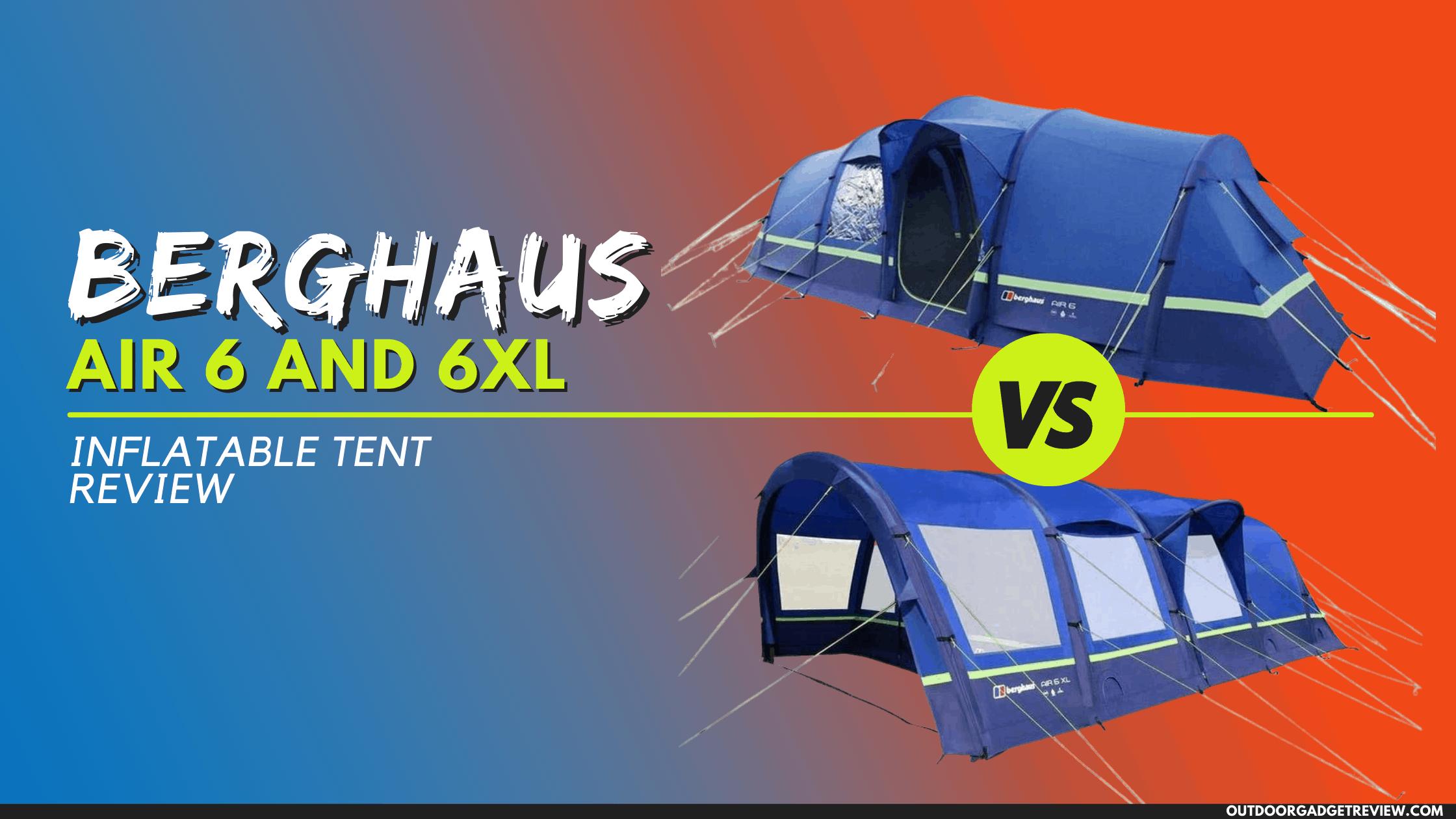 Berghaus Air 6 Review