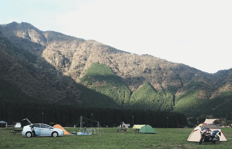 Walk-up Campsite