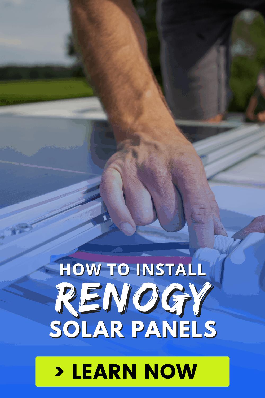 How to Install Renogy Solar Panels