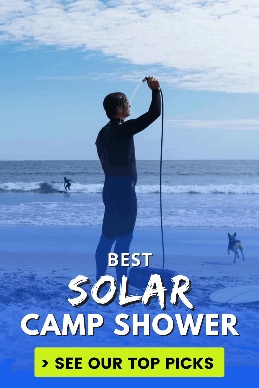 Best Solar Camp Shower