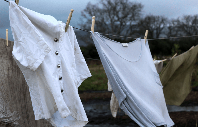 Keep Wet Clothes Outside The Tent