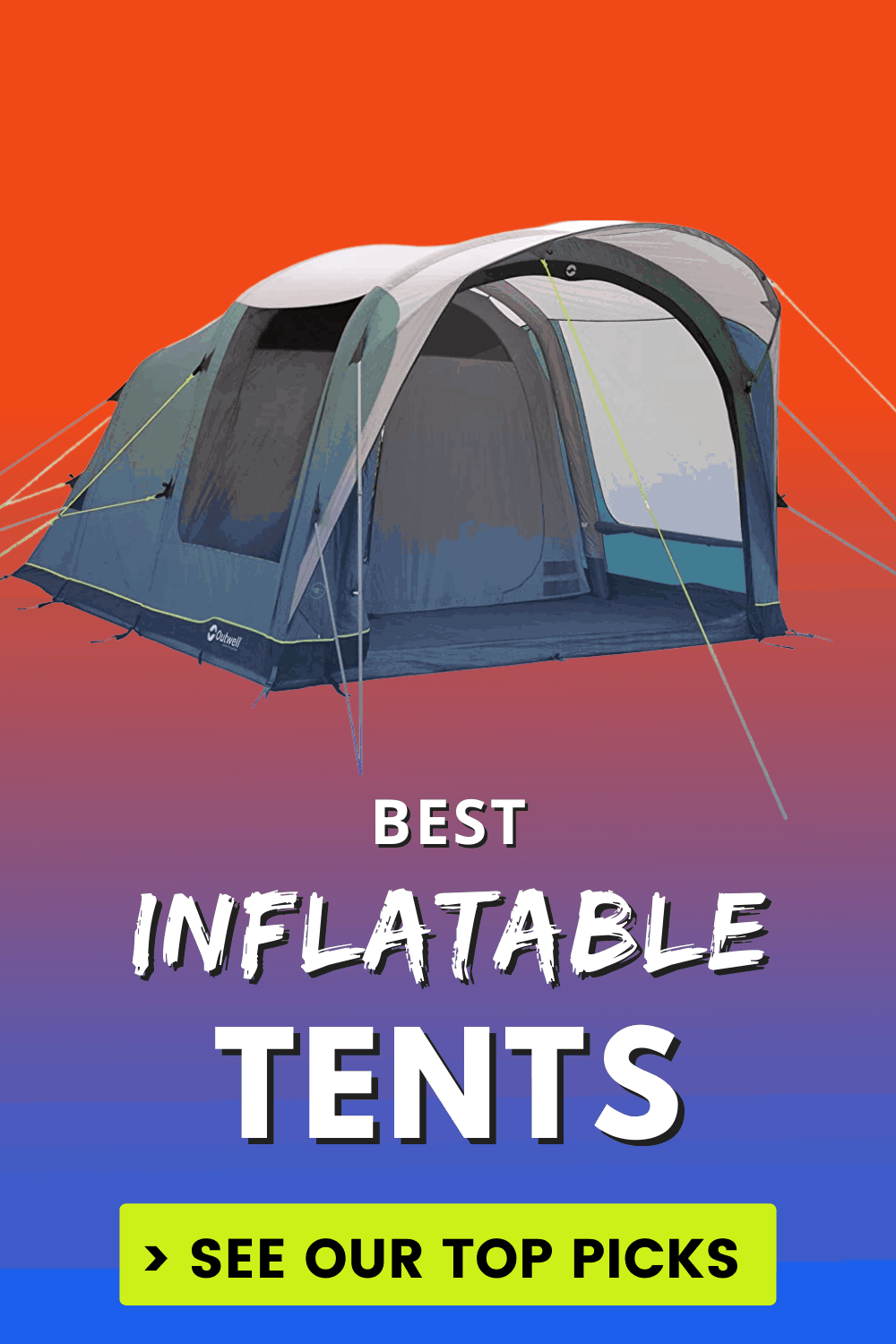 Best Inflatable tents