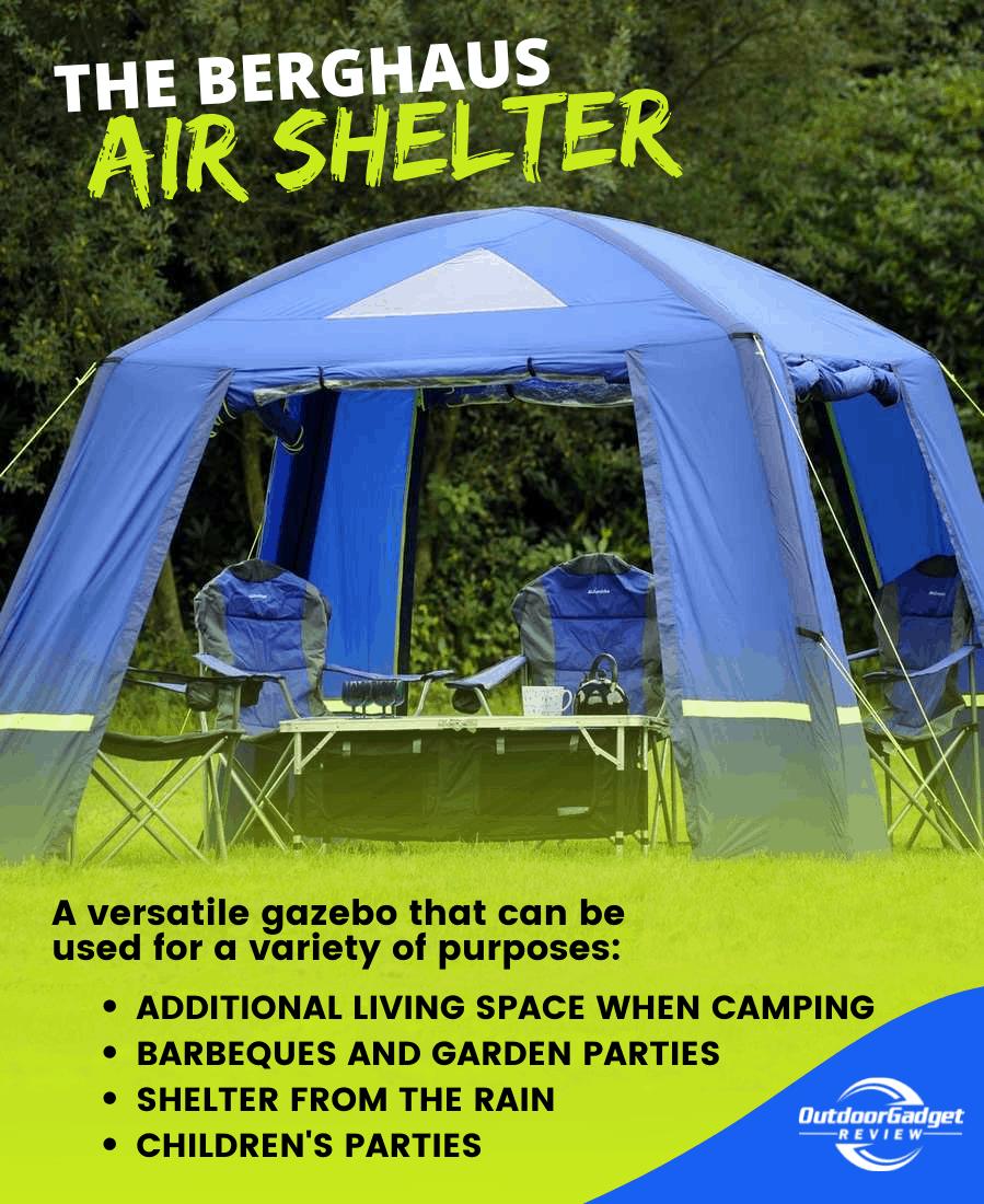 The Berghaus Air Shelter (1)